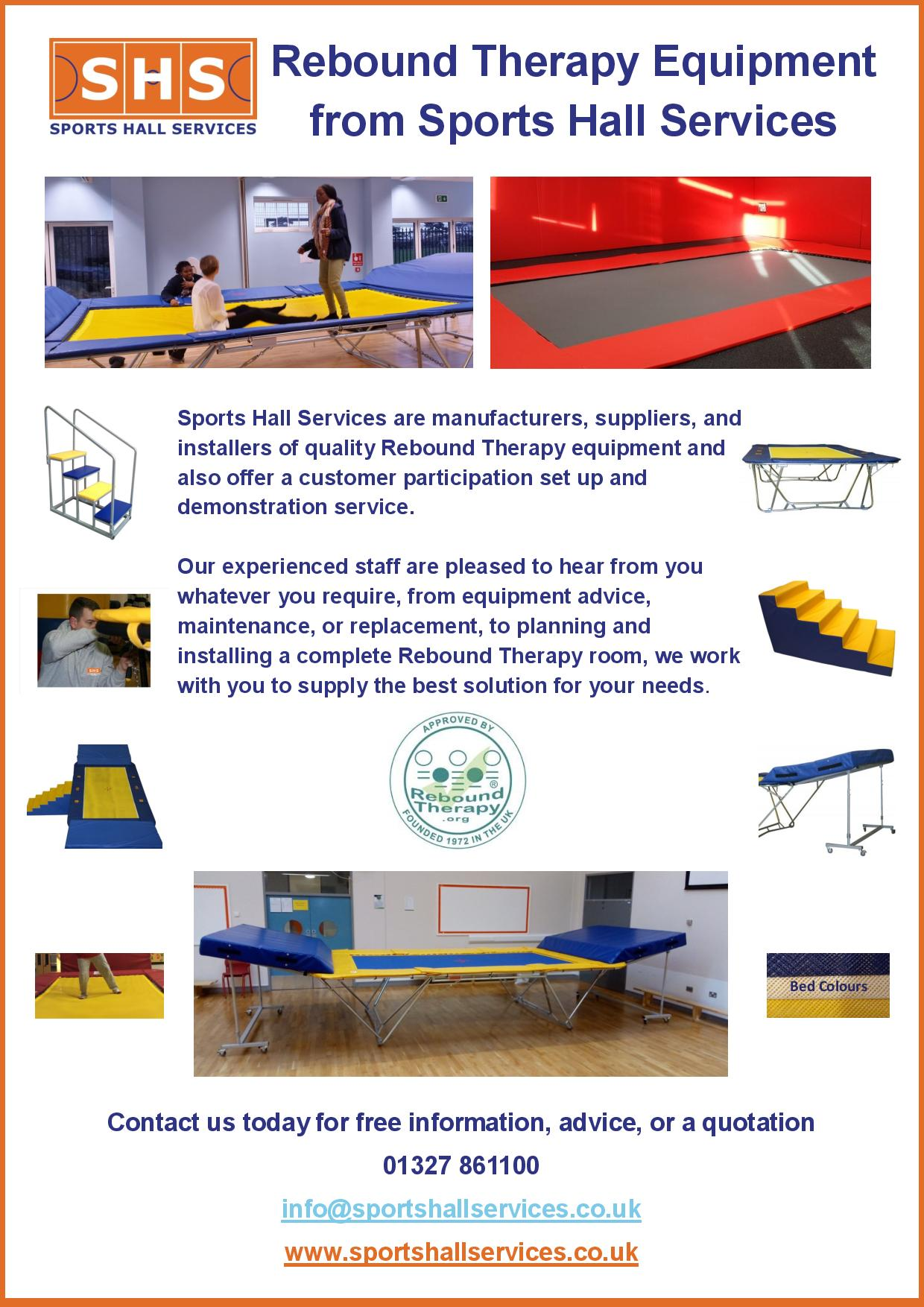 Sports Hall Services